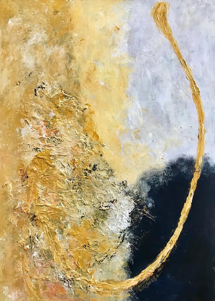Walburga, Nr. 04041, 70x50cm