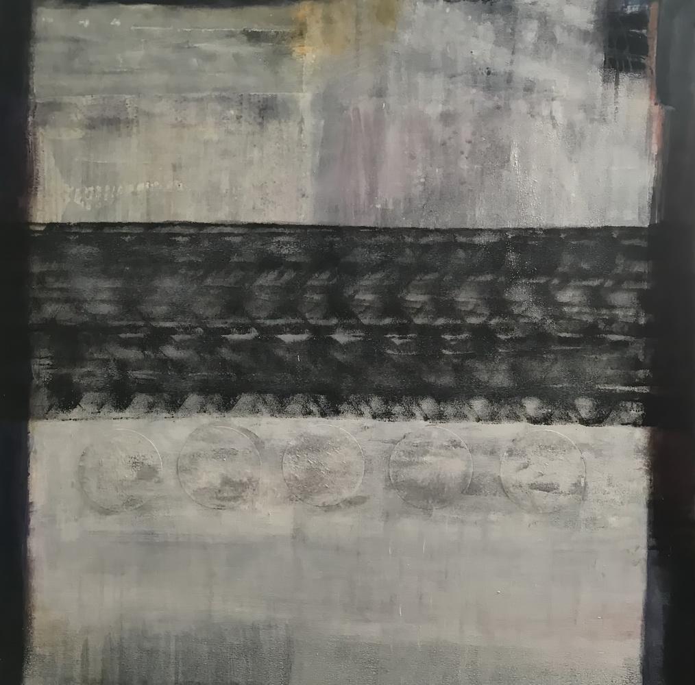 Walburga, Nr. 07093, 80x80cm