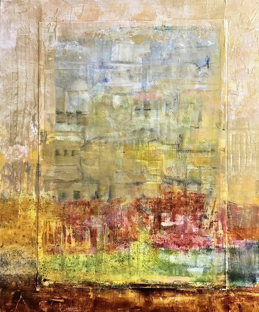 Walburga, Nr. 18034, 60x50cm