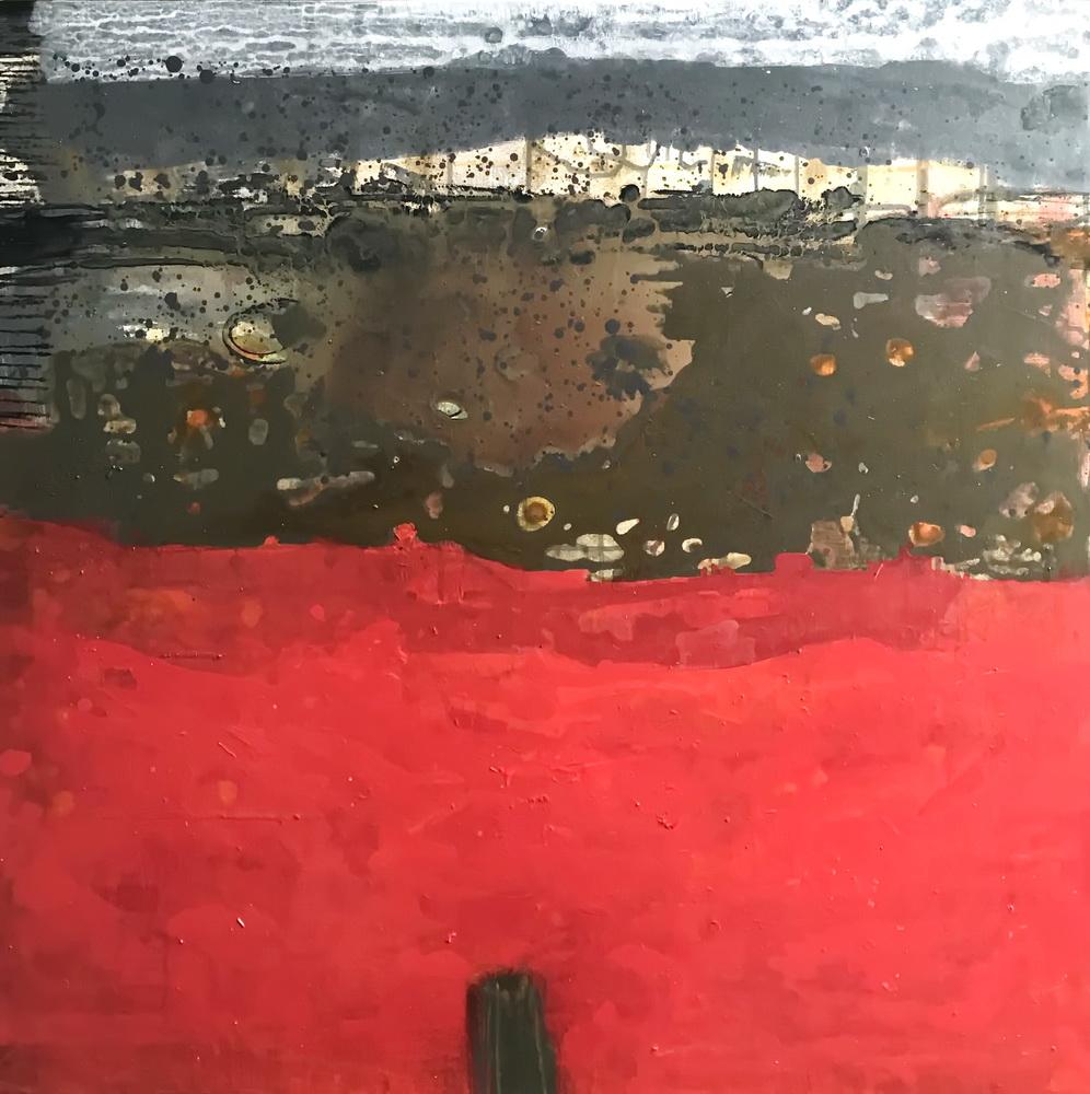 Walburga, Nr. 18085, 80x80cm