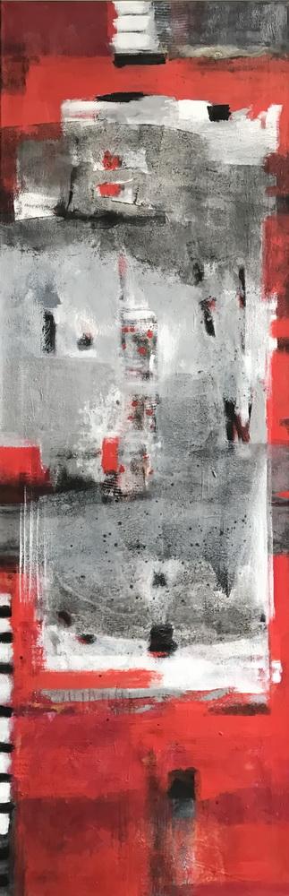 Walburga, Nr. 13001, 150x50cm